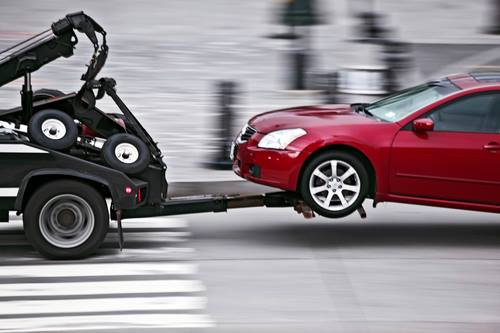 Arvada Towing and Wrecker services